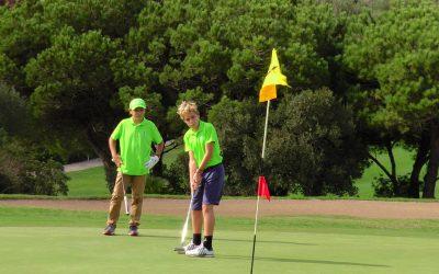 Alcaidesa gana en casa el Campeonato de Andalucía Interclubes Infantil y Cadete de Golf