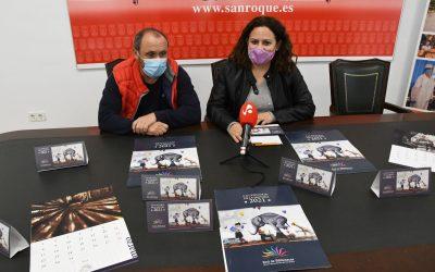 Comienzan a distribuirse los calendarios de la Red de Bibliotecas de San Roque