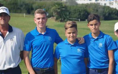 Alcaidesa Links, sede del Campeonato de Andalucía Interclubs Infantil y Cadete 2020