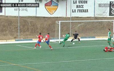 El Guadiaro firma ante Cortijillos su segunda victoria en el arranque del curso (1-0)