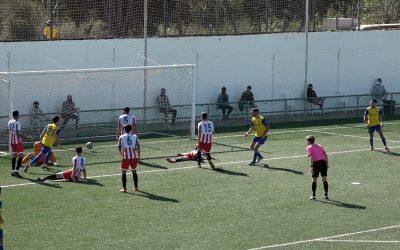 Triunfo cómodo del Sámber frente al Algeciras B (2-0)
