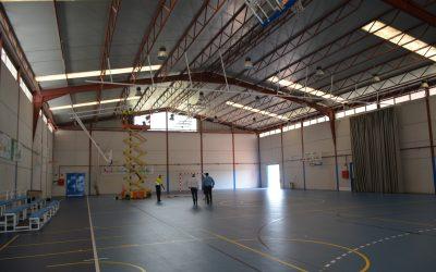 Apuesta en infraestructuras para que San Roque sea modelo de excelencia en lo deportivo a nivel andaluz