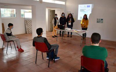 Impartido en Puente Mayorga un taller de técnicas de estudio orientado a alumnado de Secundaria