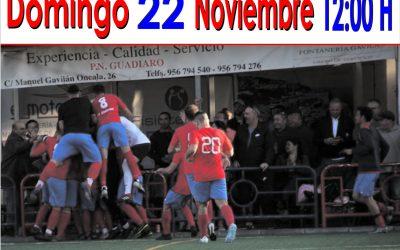 CD Guadiaro y Vejer Balompié disputarán en La Unión tres puntos vitales para sus aspiraciones
