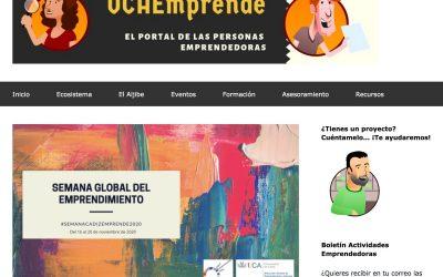 Amdel colabora con la UCA en la Semana Global del Emprendimiento