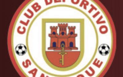 Los tres puntos se quedan en el Manolo Mesa tras la victoria rojilla frente al Chiclana C.F. (3-0)