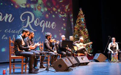Antonio Aparecida y Paqui Lara cierran el ciclo de conciertos de Navidad