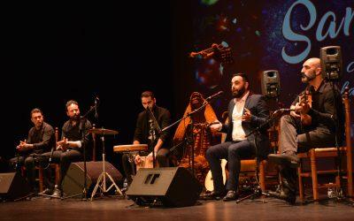 Manuel Peralta y Juan Delgado deleitan en el Teatro