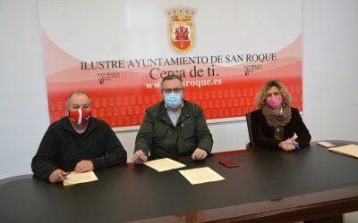 Convenios deportivos para los conjuntos Senior del Guadiaro y San Bernardo y con el CD Centurias