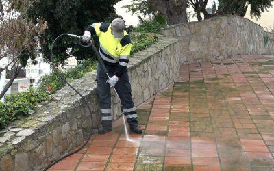 Limpieza Viaria prosigue con la labor de desinfección en todo el término municipal