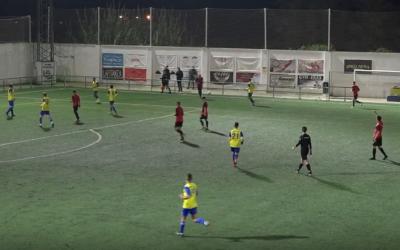 Fútbol. CD San Bernardo VS Chiclana Industrial. 23 Diciembre 2020.