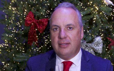 El alcalde felicita la Navidad a través de Canal San Roque y Redes sociales