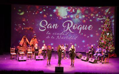 Perikín de Jerez pone el sabor a Navidad en el Teatro