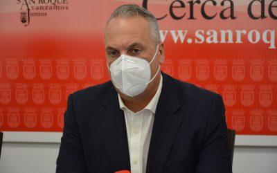 """Ruiz Boix califica de """"histórico"""" el acuerdo por el que Gibraltar se integra en el espacio Schengen"""