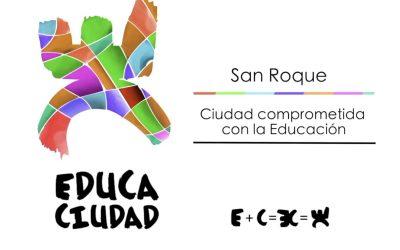San Roque, único municipio gaditano galardonado en los IX Premios EducaCiudad de la Junta