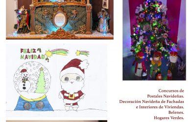 Designados los ganadores de los concursos navideños de la Universidad Popular