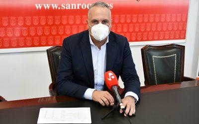 Ante la petición de Los Barrios de la segunda ITV, Ruiz Boix recuerda que San Roque lleva 4 años solicitándolo a la Junta