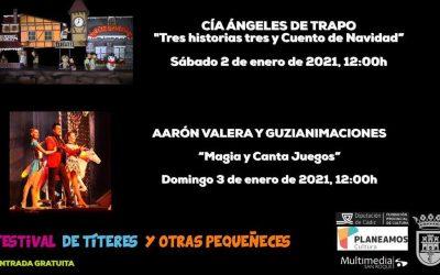 Este fin de semana finaliza el Festival Sanrotín con dos espectáculos en el Juan Luis Galiardo