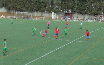 El Cortijillos-Guadiaro, único encuentro a disputarse en el Subgrupo 1 de Primera Andaluza