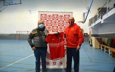 El CD Centurias ficha a Juan Antonio Cabeza como nuevo entrenador del equipo Senior