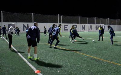 El CD San Bernardo, ante la oportunidad de asaltar el liderato en Primera Andaluza