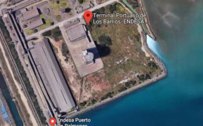 El Ayuntamiento pide precaución a la población ante la voladura, el jueves, de un silo en el puerto de Endesa