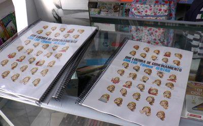 Excelente acogida y venta del libro sobre el confinamiento de la sanroqueña Olimpia Ramírez