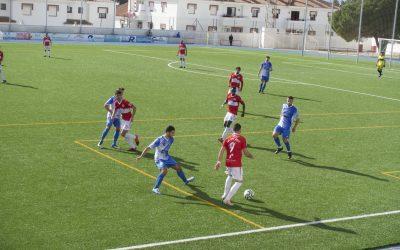 El San Roque encaja la tercera derrota consecutiva del curso ante el Guadalcacín (0-2)