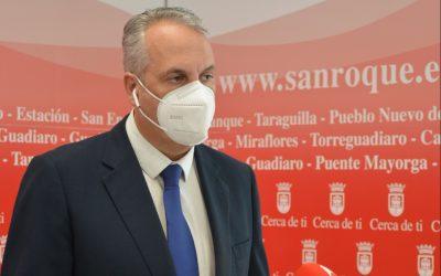El alcalde pide a la Junta que habilite más instalaciones para enfermos Covid