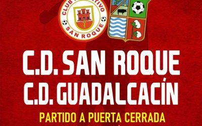 El Manolo Mesa será escenario de un importante encuentro matinal el domingo entre San Roque y Guadalcacín