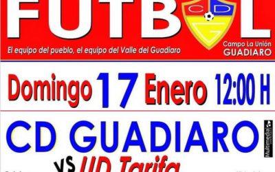 El Guadiaro arranca la segunda vuelta del curso en Primera Andaluza recibiendo al Tarifa