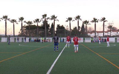 Merecido y trabajado triunfo del CD San Roque Juvenil en el derbi frente al Algeciras C.F.