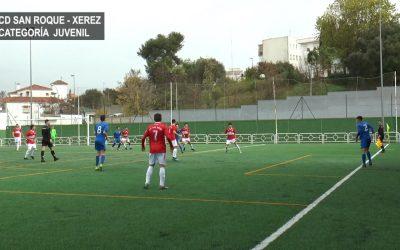 El CD San Roque Juvenil, muy motivado para recibir el sábado al Algeciras C.F.