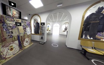 Desde mañana puede visitarse la exposición de Carnaval en el Espacio Joven