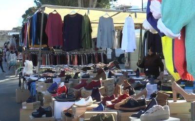 Desde hoy se reanudan los mercadillos en el municipio