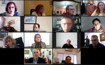 La comisión de seguimiento del COVID-19 analiza la situación actual de la pandemia en el municipio