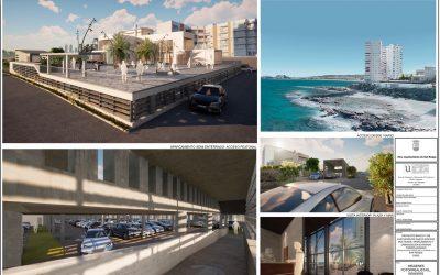 Adjudicada la obra del nuevo Edificio Multiusos de Torreguadiaro, que incluye aparcamientos y mirador
