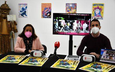 Presentación del Carnaval Virtual, la mejor forma de disfrutar esta fiesta sin miedo a contagios