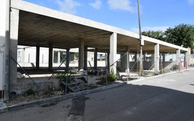 El Ayuntamiento adjudica la segunda fase del edificio del Casino de Campamento