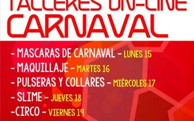 """El Carnaval Virtual nos llevará mañana viernes al """"Circo"""" mediante un taller online"""