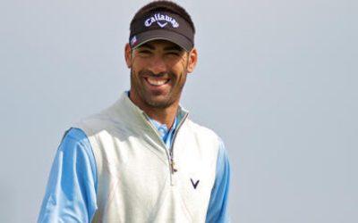 Álvaro Quirós, cabeza de cartel en el Circuito de Profesionales de Andalucía de Golf