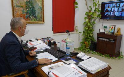 El equipo de gobierno analiza la situación de Covid y asuntos de actualidad