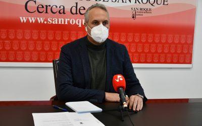 El alcalde ve interés político de la Junta en no querer finalizar la venta del Edificio del Diego Salinas