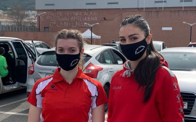El atletismo sanroqueño alcanza la clasificación para disputar el Campeonato de Andalucía Sub 20