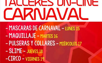 "Mañana jueves, taller online para fabricar ""Slime"" dentro del Carnaval Virtual"