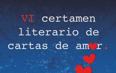 """Éxito de participación en el VI Certamen Literario de Cartas de Amor """"Ciudad de San Roque"""""""