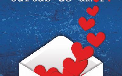 """Victoria Cabrero y Abel del Río, ganadores del VI Certamen Literario de Cartas de Amor """"Ciudad de San Roque"""""""
