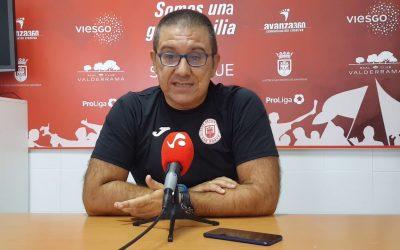 Guti dimite como entrenador del CD San Roque
