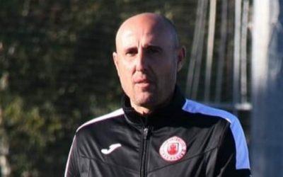 Pablo Sánchez, nuevo entrenador del CD San Roque