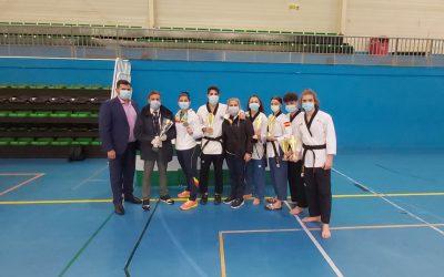 Rotundo éxito del Club Seul Gym en el Campeonato de Andalucía de Taekwondo Olímpico